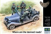 Where are the damned roads? (nie zawiera zamochodu/car not included) - Image 1