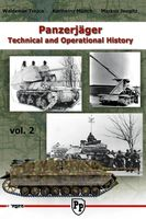 Panzerjäger Technical and Operational History vol. 2