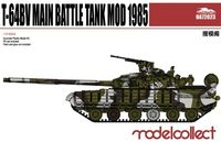 T-64BV Main Battle Tank - Image 1