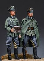 Wehrmacht Officers, WWII