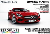 1442 Mercedes AMG GT Mars Red
