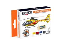 Air Ambulance paint set vol.2