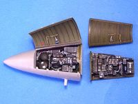 F-101 Avionics bay set(for Monogram) - Image 1