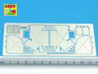 Rear boxes for Panther tanks and Jagdpanter - Image 1