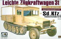German Sd Kfz 11 Late Production (Wooden Cab) - Image 1