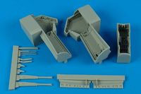 A-6 Intruder wheel bay Monogram Revell - Image 1