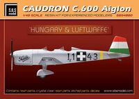 Caudron 600 Lufwaffe & Hungary