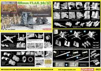 88mm FLAK 36/37 2 in 1 39-45 Series