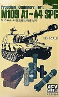 Propellant Containers for M109 A1 - A4 SPG
