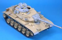 M60 A1/A3 Detailing set (for Tamiya)