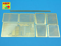 Side mesh screens for Pz.IVJ JgdPz.IV(A) - Image 1