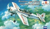 Suchoj Su-29 Russian two-place aerobatic aircraft