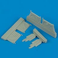 F4U-1 Corsair Undercarriage Covers Tamiya - Image 1