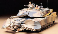 M1A1 Abrams w/Mine Plow