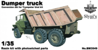 Dump truck conversion set for Trumpeter Ural kit - Image 1