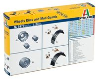 Wheels Rims and Mud Guards - Image 1
