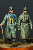 Panzer Officer 1 Pz. Div. Set (2 figs)