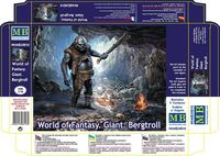 World of Fantasy. Giant. Bergtroll - Image 1