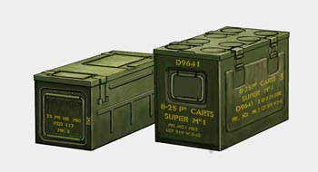25PRD AMMO BOX SET - Image 1