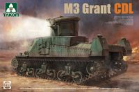 BRITISH MEDIUM TANK M3 GRANT CDL - Image 1