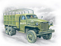 Studebaker US6 WWII Army Truck - Image 1