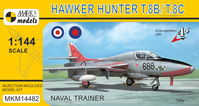 Hawker Hunter T.8B/T.8C Naval Trainer - Image 1