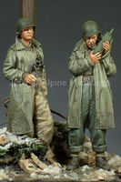 WW2 US Army Officer Set (2 figs)