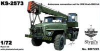 KS-2573 autocrane conv. for ICM Ural kit - Image 1