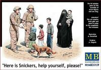 Here is Snickers, help yourself, please! - Image 1