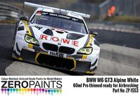 1553 BMW M6 GT3 Alpine White - Image 1