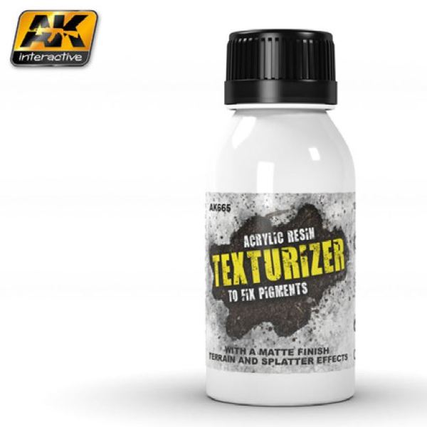 AK665 Texturizer Acrylic Resin for Pigments - Image 1