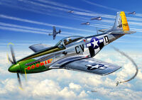 North-American P-51D Mustang - Image 1