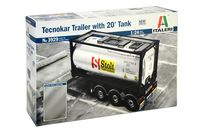 Tecnokar Trailer with 20 Tank - Image 1