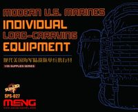Modern U.S. Marines Individual Load-carrying Equipment