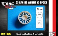 OZ-Racing wheels 15 spoke 4 screw - Image 1