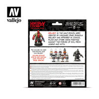 Hellboy Paint Set with Hellboy Figure