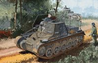 Sd. Kfz. 265 Kleiner Pz.Bef.Wg.I Initial Production ~ Smart Kit (2 in 1)