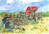 Confederate Infantry (Amer.Civil War)