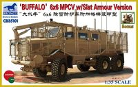 """Buffalo"" 6x6 MPCV with Slat Grill Armor Version"