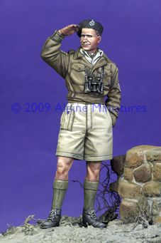 British Armoured Crew #1 - Image 1