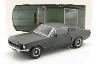 FORD MUSTANG Fastback 1968 Satin Green metallic