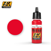 AK3048 Red / Vermilion Cadmium Red