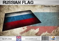 Russian Flag 297 x 210mm - Image 1