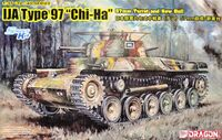 "IJA Type 97 ""Chi-Ha"" 57mm Turret and New Hull"