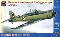 "Blackburn ""Skua"" Mk.II British carrier-borne dive bomber - Image 1"