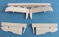 Beaufighter tailplane early version for Airfix - Image 1
