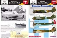 Bristol Blenheim Mk I - Blenheims German Allies - Image 1