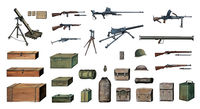 Accessories and Guns