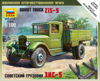 Soviet Truck ZiS-5 (Art of Tactic)