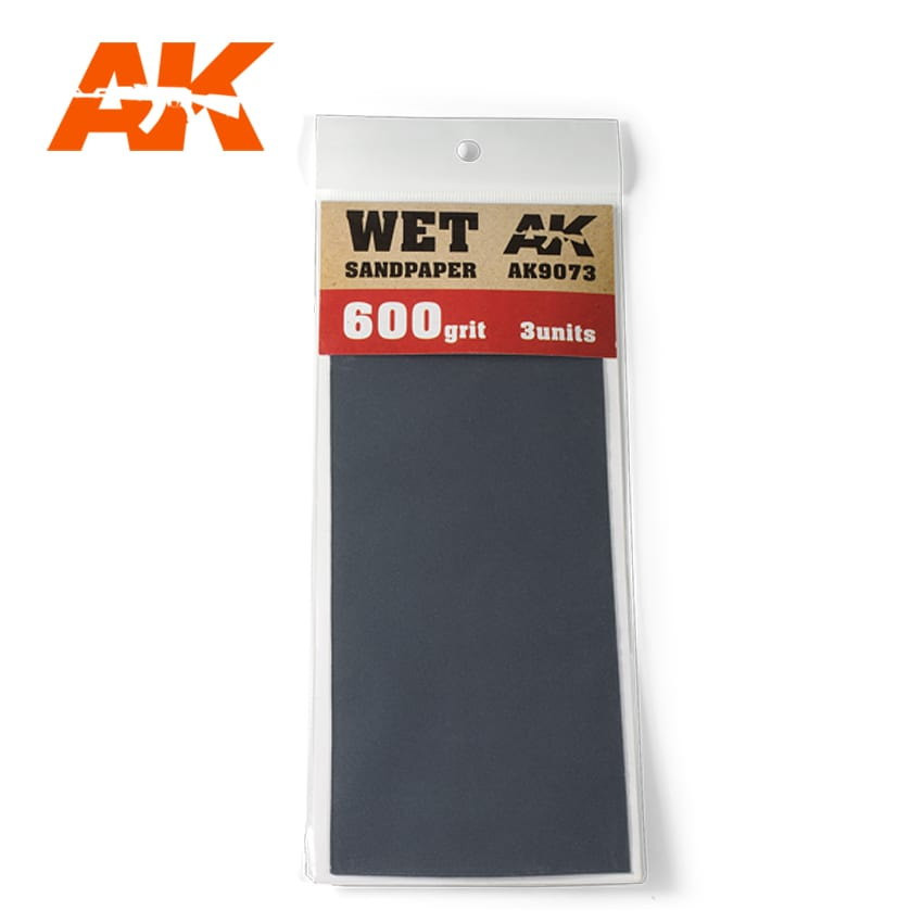 WET SANDPAPER 600 - Image 1